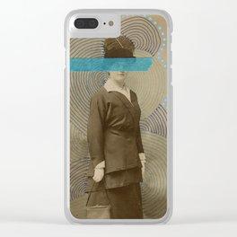Tsunami Clear iPhone Case