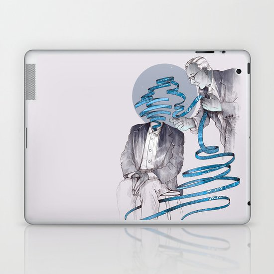 Mind Reader Laptop & iPad Skin