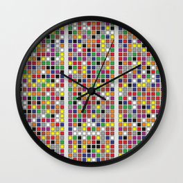 Untitled One Wall Clock