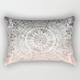 BOHEMIAN HYGGE MANDALA Rectangular Pillow
