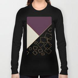 Walking Fifth Avenue Long Sleeve T-shirt