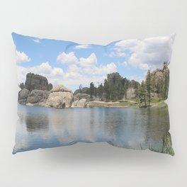 Sylvan Lake in the Black Hills Pillow Sham