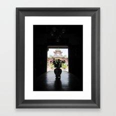 House of Prayer Framed Art Print