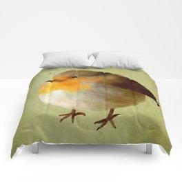 Chubby Bird Comforters