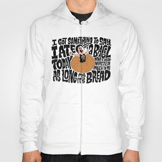 Last Bagel Caress Hoody