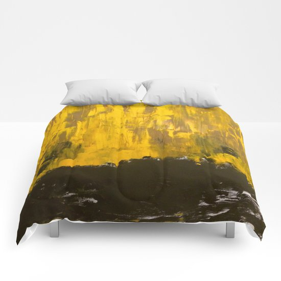 Golden Dream Comforters