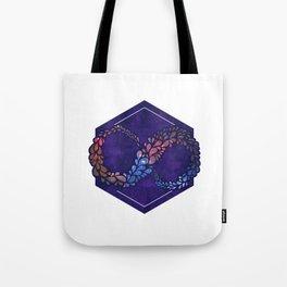 Infinite Gloop Tote Bag