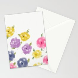 You make me blush Stationery Cards