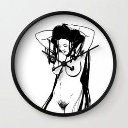 Morocha 2 Wall Clock