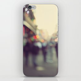 Bourbon Bokah iPhone Skin