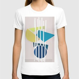 Abstract Composition 488 T-shirt