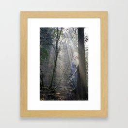 Shades. Lily 2 Framed Art Print