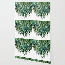 """""""Spring Forest of Surreal Leaf"""" Wallpaper"""