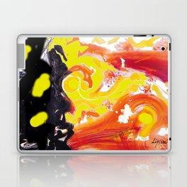 IN A HURRY !                                  by Kay Lipton Laptop & iPad Skin