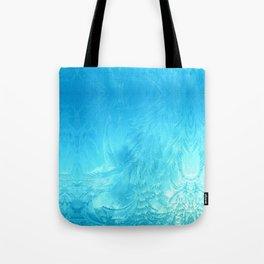 ice blue Tote Bag