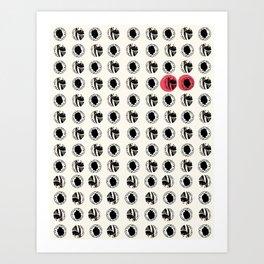 Your 2 Cents Art Print