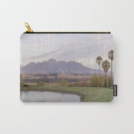 Stellenbosch Mountain view Carry-All Pouch