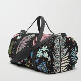 Fairy Tale Magic Garden Pattern Duffle Bag