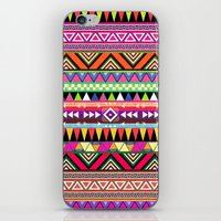 pocket iPhone & iPod Skins featuring OVERDOSE by Bianca Green