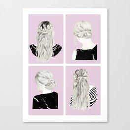 Blondies - ALL Canvas Print