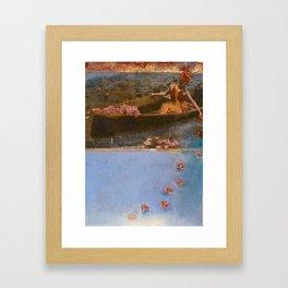 Cultivating a Garden  Framed Art Print