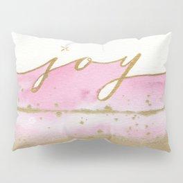 Joyful Holiday Pillow Sham