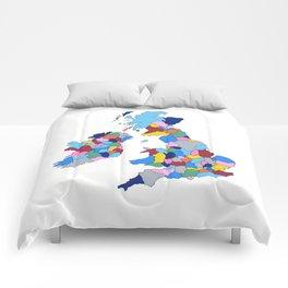 England, Ireland, Scotland & Wales Comforters