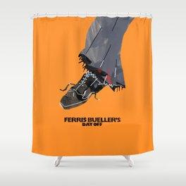Ferris Bueller's Day Off Shower Curtain