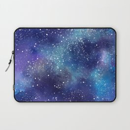 Abstract Galaxy Space Paint Pattern Texture #8 Laptop Sleeve