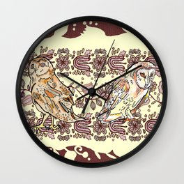 If the facts don't fit your theory, change the facts Wall Clock