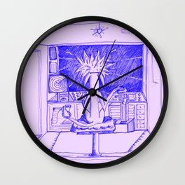 Command Central Attacks Wall Clock