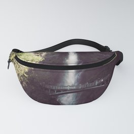Multnomah Falls Waterfall - Nature Photography Fanny Pack