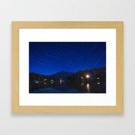 Pilchuck Framed Art Print