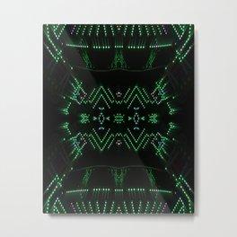 Invaders Metal Print