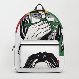 Jah Bless You Backpack
