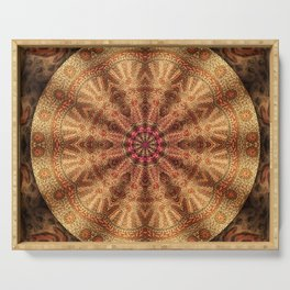 Synchronicity Serving Tray