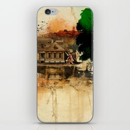 Unreachable iPhone Skin