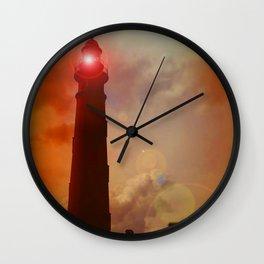Exploration of Light Wall Clock