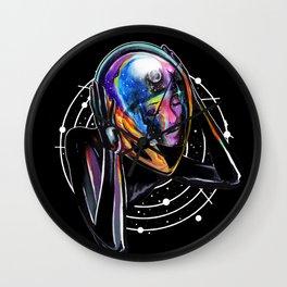 cosmo girl Wall Clock