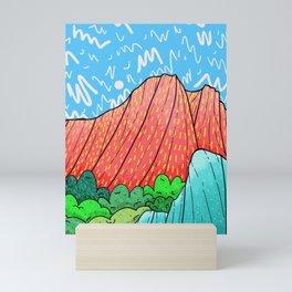 The Strawberry hill Mini Art Print