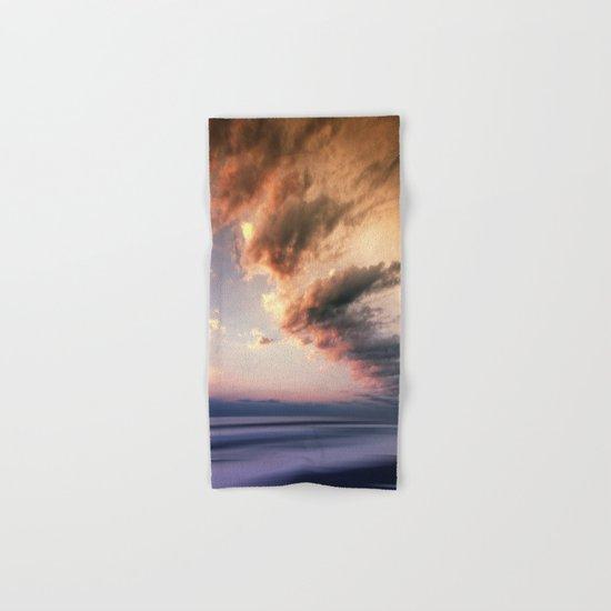 Pastel Waters #ocean Hand & Bath Towel