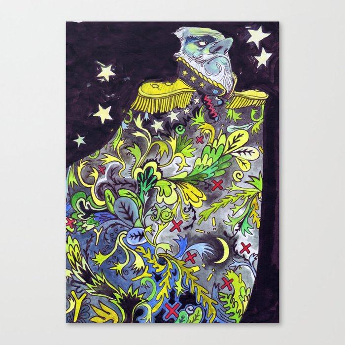 Space General Canvas Print