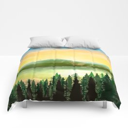 Lake Mountain Comforters