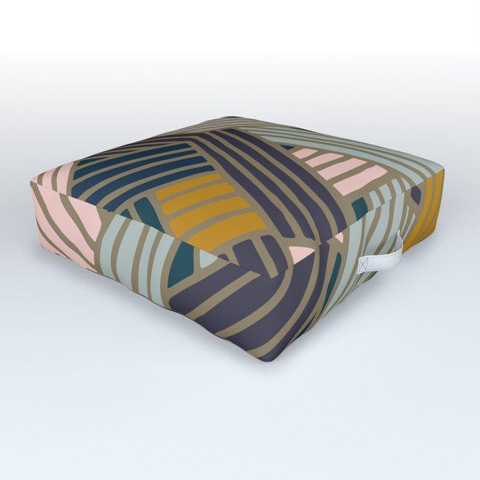 October Outdoor Floor Cushion