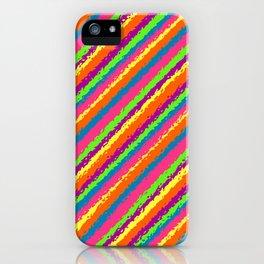 Crazy Colorz iPhone Case