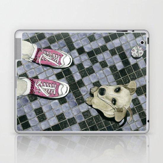 Let's play: Dog Laptop & iPad Skin