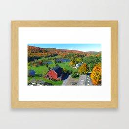 country Framed Art Print