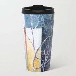 Le torri e la luna Travel Mug