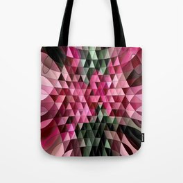 Swirling Colors Tote Bag