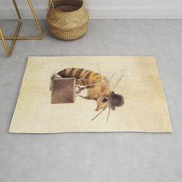 Worker Bee Rug